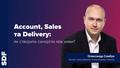 ITU Meetup: Account, Sales та Delivery: як створити синергію?