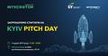 Kyiv Pitch Day