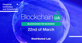 Конференция BlockchainUA