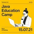 Java Education Camp — оплачуване стажування з подальшим працевлаштуванням