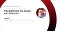 "Тренинг ""Transition to Agile Enterprise"""