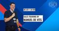 Sales training by Manuel De Vits