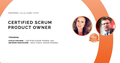 Certified Scrum Product Owner™ Training by Stacia Viscardi