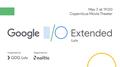 Google I/O Extended 2019 Lviv