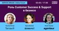 Роль Сustomer Success & Support в бизнесе - Service Dream Forum