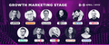 Growth Marketing Stage - конференция по growth marketing