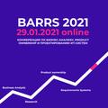 Конференция по бизнес-анализу, Product Ownership и проектированию ИТ-систем BARRS 2021 Online