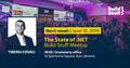 First Build Stuff meetup in Kyiv: The State of .NET - Tiberiu Covaci