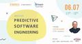 Meetup «Predictive Software Engineering»