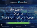 FA Service Digital Transformation Forum
