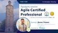 Сертифікаційний тренінг Agile Certified Professional
