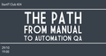 StartIT club #24: The path from manual to automation QA