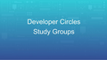 Data Science Study Group #3