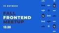 Fall Frontend Meetup