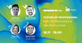 UNIT.Talk | Future of professions: new technologies & 3Ms revolution