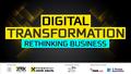 Конференція Digital Transformation: Rethinking Business
