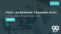 Facebook Developers Circle Tech Leadership Training: From a developer to CTO