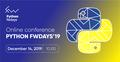 Python fwdays'19 онлайн-конференція