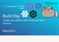 Build Day - create your startup with Facebook Open Source
