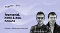 "Курс ""Frontend. HTML & CSS. Основы"""