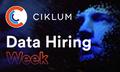 Data Hiring Week