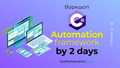Воркшоп: С# Automation framework: working prototype by 2 days