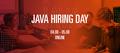 Java Hiring Day