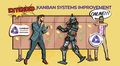 Extended Kanban Systems Improvement Online