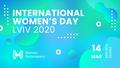 International Women's Day Lviv 2020