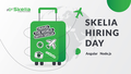 Skelia Hiring Day
