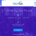 TechTalk by Dev-Pro