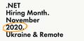 .NET Hiring November