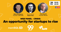 "Webinar ""Crisis: An opportunity for startups to rise"""