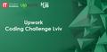 Upwork Coding Challenge Lviv