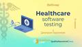 "Вебінар ""Healthcare Software Testing"""