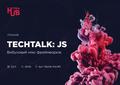 ITEAHub TechTalk: JS. Вибуховий мікс фреймворків
