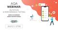 EPAM AQA Webinar: Mutation & Performance Testing