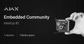 Embedded Community | Ajax Meetup #2