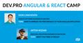 Dev.Pro Angular & React Camp