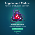 "Мітап ""Angular and Redux. Ngrx as production solution"""