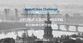 Стартував конкурс міських сервісів Apps4Cities Challenge