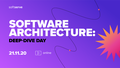 Software Architecture: Deep-Dive Day