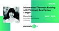 Webinar: Information-Theoretic Probing with Minimum Description Length