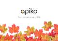 Apiko Fall Intensive 2018