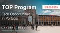 Программа трудоустройства ИТ специалистов  в Португалии
