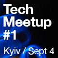 Astound Talks | Tech Meetup #1