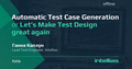 "Мітап ""Automatic test case generation Or Let's make test design great again"""