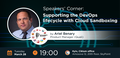 "Ciklum Kyiv Speakers' Corner: ""Supporting the DevOps lifecycle with Cloud Sandboxing"" by Ariel Benary"