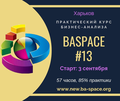 "13-й курс BASpace ""Основы бизнес-анализа"""
