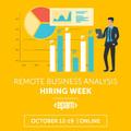 EPAM Remote Business Analysis Hiring Week